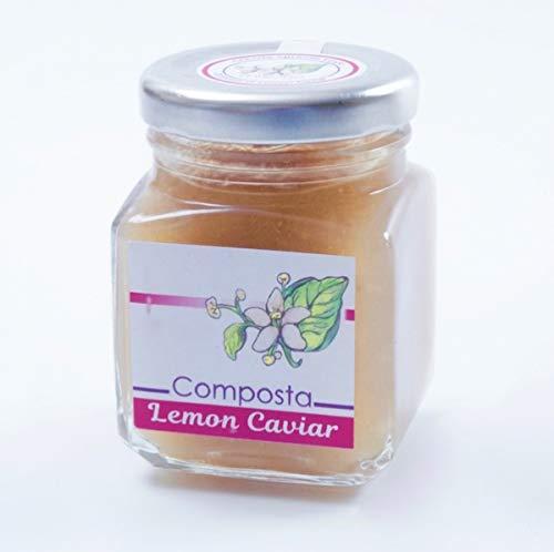 Fruchtaufstrich - Limetten Kaviar -106 g