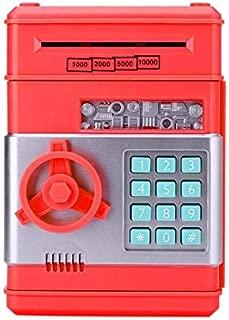 Box Cash - Electronic Piggy Bank Digital Atm Password Automatic Money Box Cash Coin Deposit Banknote Saving - Boxes Gifts Parties Tray Reception Locks Slot Kids Wedding That Cash Birthday Adult