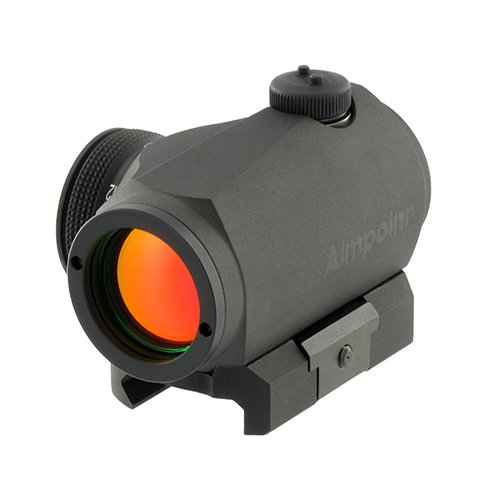 Aimpoint 12417 Micro T-1 2 MOA with Standard Mount