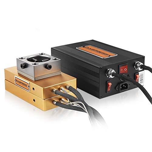 New 4x7 Inch DIY Uncaged Heat Press Plates Kit - Build A 10-20 Ton Press