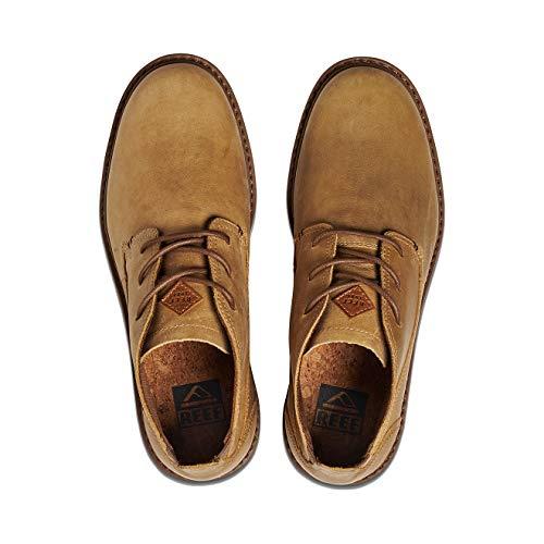 Reef Men's Shoes | Voyage Boot LE, Safari, 8.5