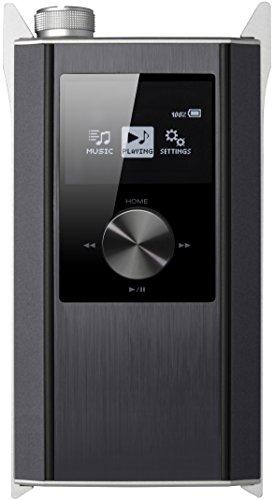 Teac HA-P90SD-B Portable Hi-Resolution Digital Audio Player/Headphone Amplifier, Black