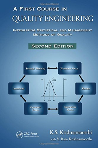 A First Course in Quality Engineering: Integrating Statistical and Management Methods of Quality