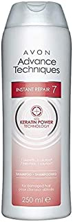 Advance Techniques Instant Repair 7 Shampoo with Keratin Power Technology - 250ml