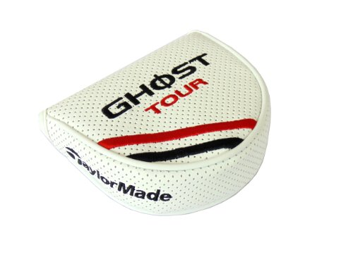TaylorMade New Ghost Tour Mallet Putter Cover Headcover