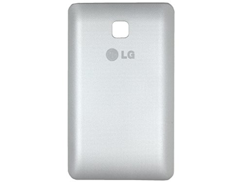 AKKUDECKEL LG E430 white weiß Back Cover Batteriedeckel Akkuabdeckung