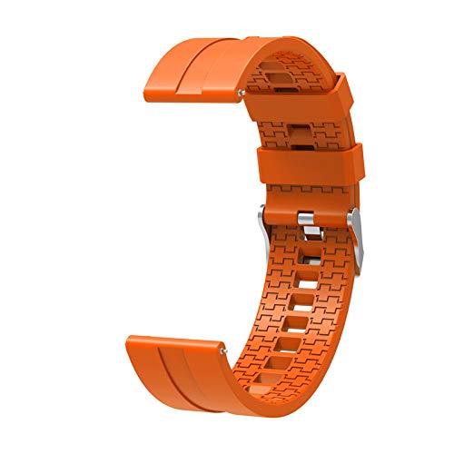 NMD&LR Silikonarmband, 22 Mm Armbänder Geeignet Für Huawei GT / GT2 Honor Magic Ersatz-Sportarmband Für Huawei Uhr