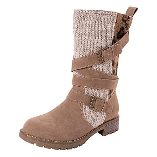 Zapatos de Golf Mujer Invierno Marca Dasongff