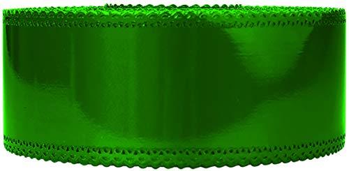 Le Petit Mitron Ruban Charlotte Dentelle Vert