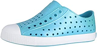 Native Shoes Kids' Jefferson Iridescent Child Sneaker