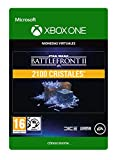 STAR WARS BATTLEFRONT II 2100 CRYSTALS - Xbox One - Código de descarga