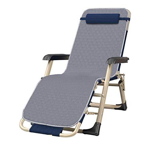 BSJZ Zero Gravity Recliner Chair mit übergroßer Rückenlehne, Verstellbarer Patio Lounge Chair Recliner mit Kopfstützenhalterung £ 330