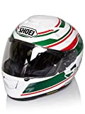 Casque moto Shoei GT Air Primal TC-4 Vert