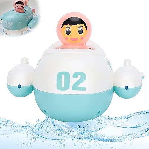 BOLORAMO Juguete de baño para bebés y Juguetes para niños pequeños de diseño Creativo Duradero Desarrollo de Buenos hábitos para jardín de Infantes para Uso doméstico