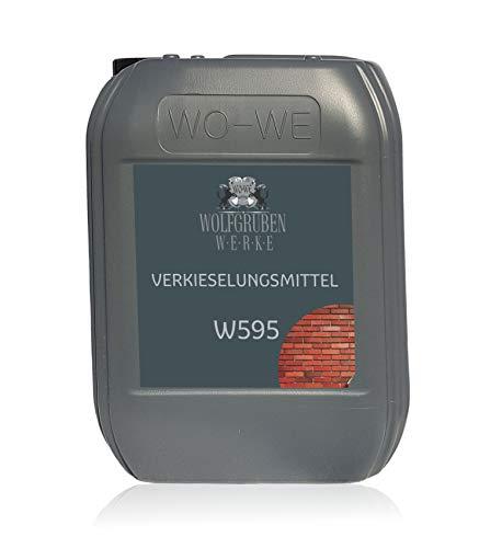 Horizontalabdichtung Bohrlochsperre Wand Sperre W595 VERKIESELUNGSMITTEL - 1L