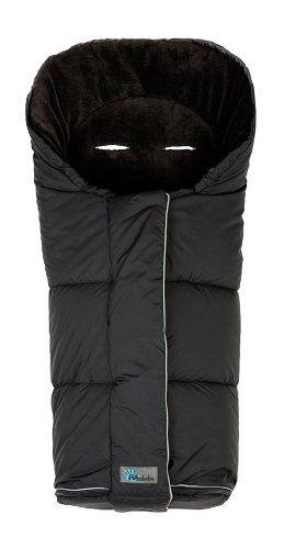 Altabebe AL2277C - 03 Winterfußsack, Klimaguard Linie, schwarz