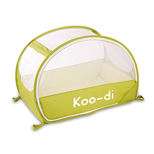 Koo-Di KD111/34 Pop Up Bubble-Kinderbett, zitrone/kalk