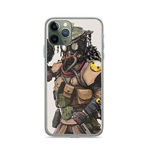 Phone Case Bloodhound Apex Compatible with iPhone 6 6s 7 8 X XS XR 11 Pro Max SE 2020 Samsung Galaxy Charm Absorption