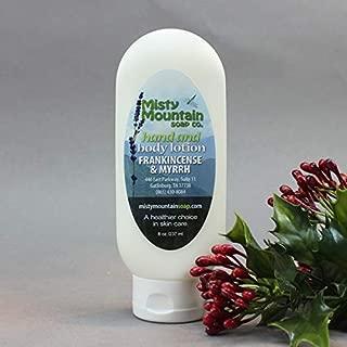 misty mountain soap