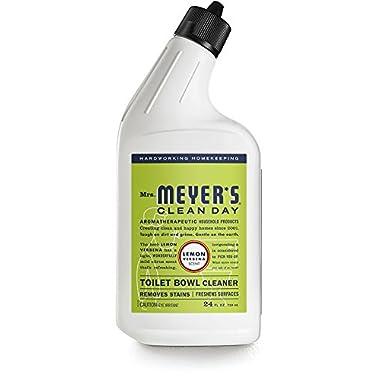 Mrs. Meyer's Toilet Bowl Cleaner Lemon Verbena, 24 OZ (Pack of 2)