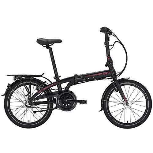 Tern Unisex Fahrrad Link C7i Faltrad, 7 Gang, 20