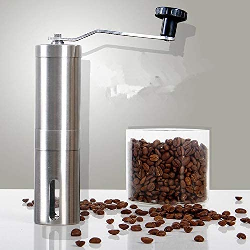 iCoffee Coffee Grinder Max 64% OFF Manual Maker Hand Tucson Mall Coffe