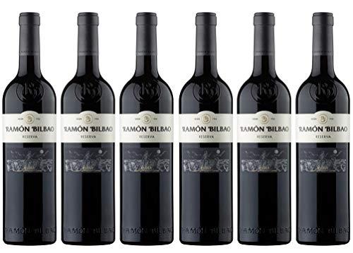 Ramon Bilbao Reserva - Vino Tinto - 6 Botellas