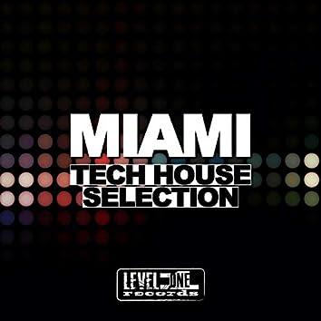 Miami Tech House Selection