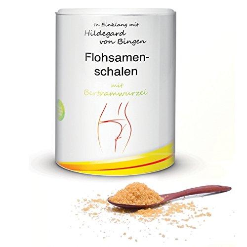 FLOHSAMENSCHALEN mit Bertramwurzel gemahlen 250 g