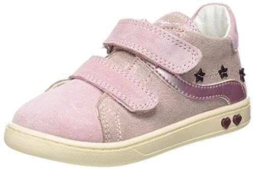 PRIMIGI Baby-Mädchen PLK 64040 First Walker Shoe, Chiffon/Chiffon, 23 EU