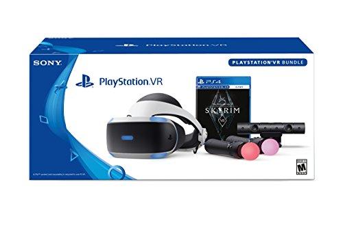PlayStation VR - Skyrim Bundle (Renewed)