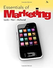 Essentials of Marketing by Lamb, Charles W. Published by Cengage Learning 7th (seventh) edition (2011) Paperback