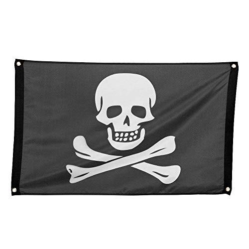 Boland BOL74162 B.V. Pirate Flag, 60 x 90 cm