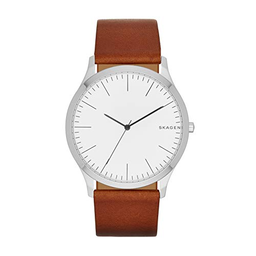 Skagen Men's Jorn Minimalistic Stainless Steel Quartz Watch - $10.35 off with coupon - now $58.65