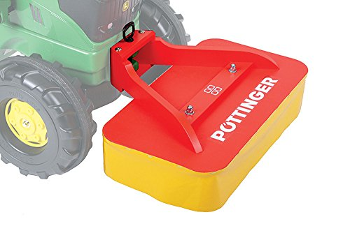 Pöttinger Mähwerk Frontmähwerk aus Holz für Rolly Toys Traktor