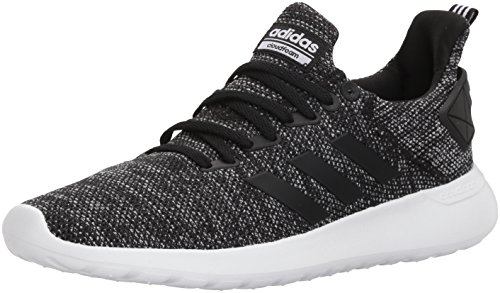 adidas Men's Lite Racer BYD Running Shoe, black/white/black, 13 M US