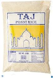 Taj Ponni Rice, 5 kg