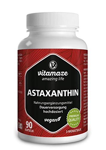 Vitamaze - amazing life -  Astaxanthin Kapseln