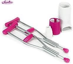 Sophia's Doll Crutches, Cast & Accessory Set for 18