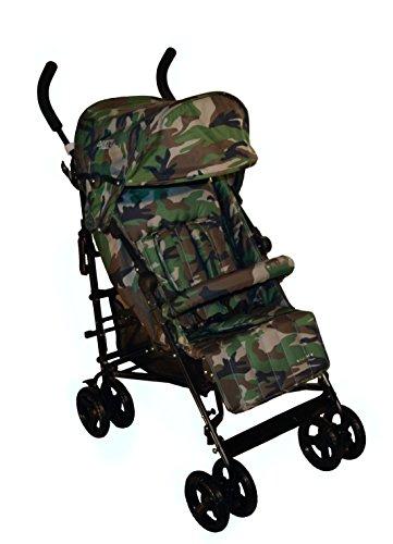 Passeggino Plebani Carty 60 Militare