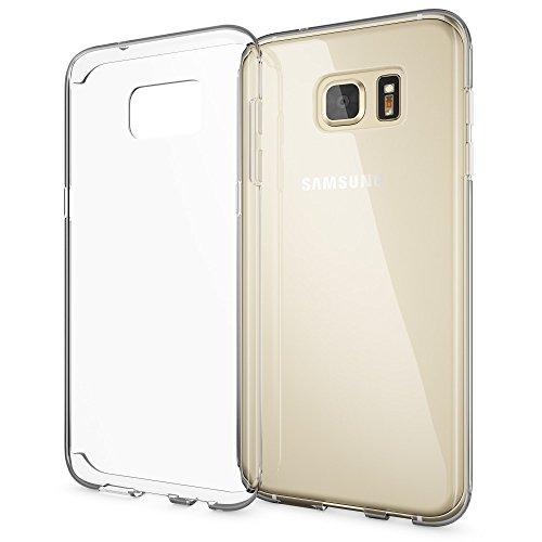 NALIA Funda Carcasa Compatible con Samsung Galaxy S7 Edge, Protectora Movil Silicona...