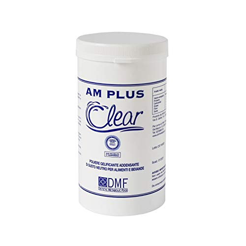 AM Clear Gelling Powder for Water and Drinks 500 g