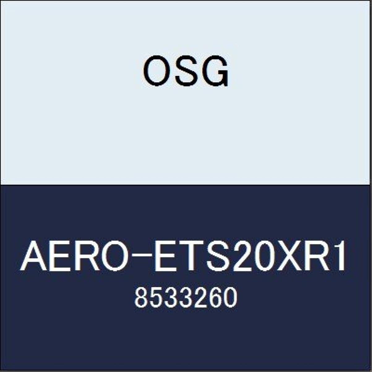 衣類ポータブル教OSG エンドミル AERO-ETS20XR1 商品番号 8533260