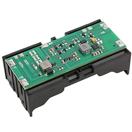 Carga Descarga 12V / 9V Batería de litio Módulo elevador UPS Boost Board para equipos de máquinas