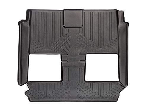 WeatherTech Custom Fit Rear FloorLiner for Select Chrysler/Dodge Models (Black) -  441414