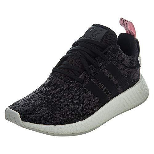 adidas Originals Damen NMD_R2 W, Core Black/Wonder Pink, 40 EU