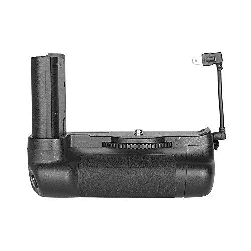 Andoer BG-2W Soporte vertical de batería para Nikon D7500 Trabajo con EN-EL15a EN-EL15