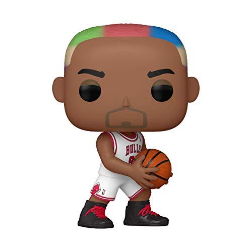 Funko- Pop NBA Dennis Rodman (Bulls Home) (55216)
