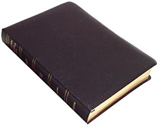 Thompson Chain Reference Bible (Style 519black) - KJV Large Print - Bonded Leather by Frank Charles Thompson (1988-01-01)