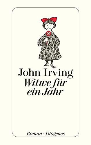 Buchseite und Rezensionen zu 'Witwe für ein Jahr (detebe)' von John Irving
